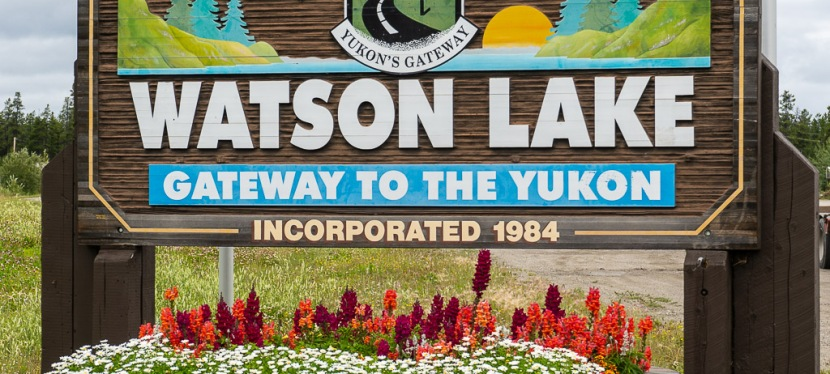 Watson Lake: Gateway to the Yukon