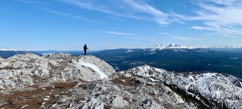Grey Mountain Hike