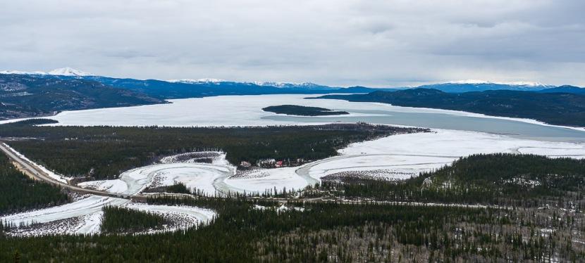M'Clintock Hike in Whitehorse,Yukon